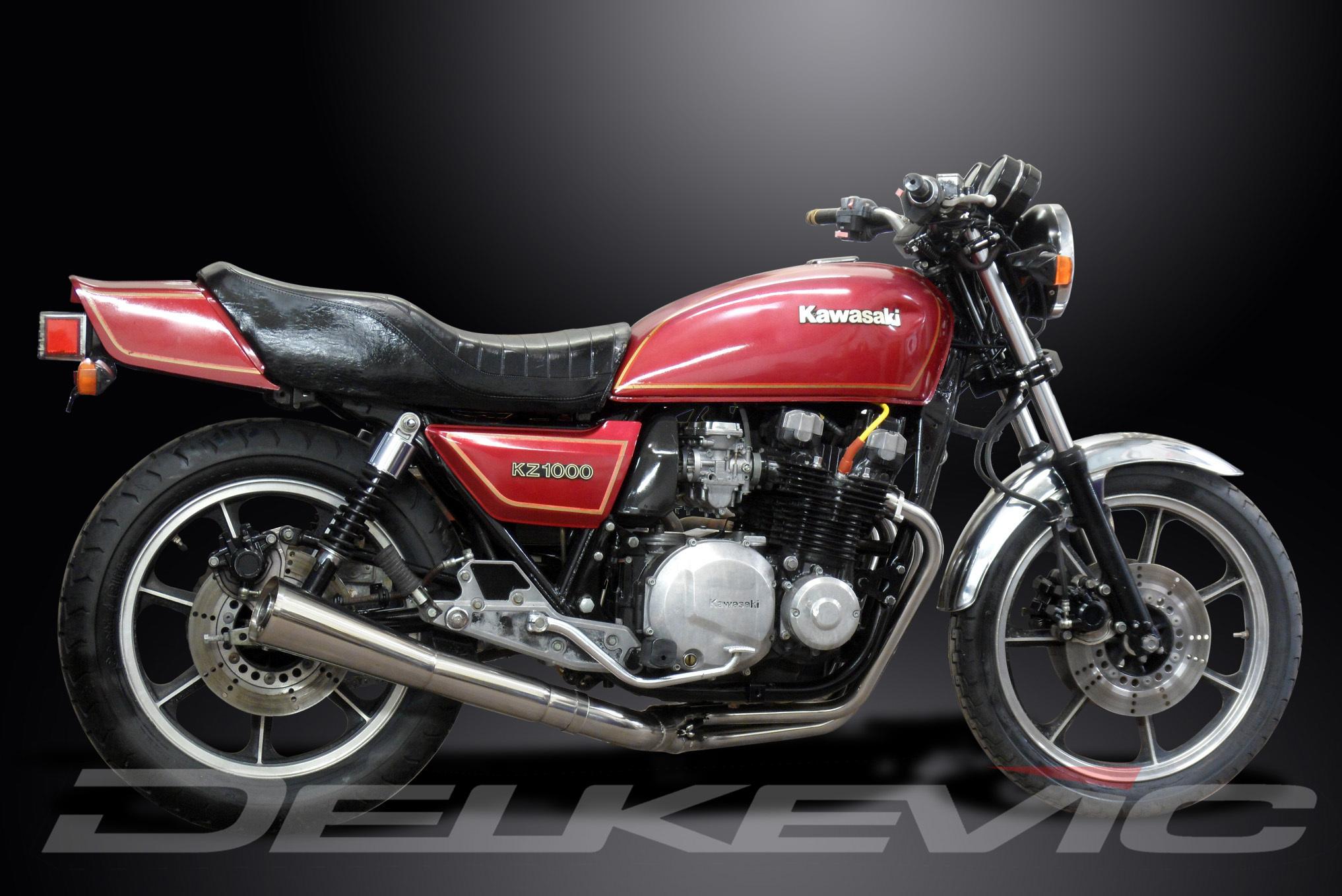 KZ1000 LTD J/K/M CSR