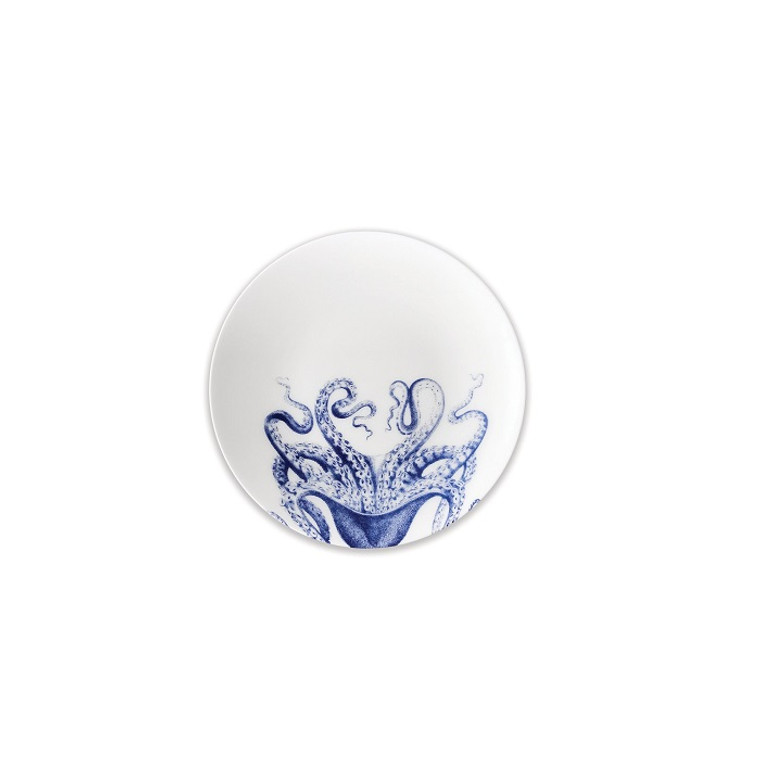 """Blue Lucy Accent Plate 8.5"""""""