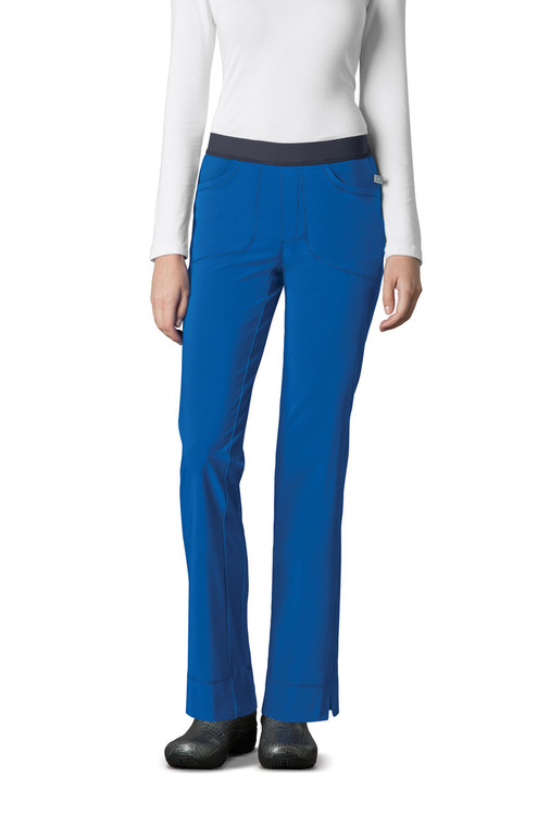 Cherokee Infinity Women's Low Rise Slim Pull-On Pant 1124A