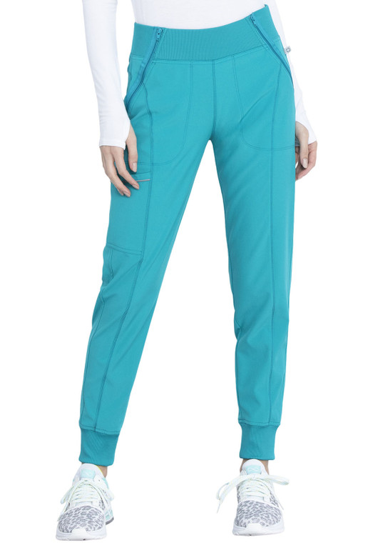 Cherokee Infinity Women's Mid Rise Tapered Leg Pant CK110A