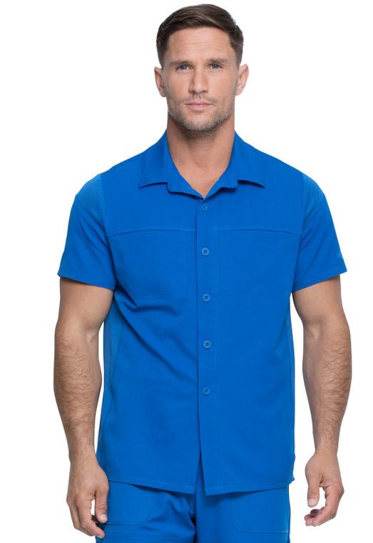 Dickies Dynamix Men's Button Front Collar Shirt DK820
