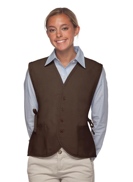 Daystar Apparel 430 Two Pocket Vest Cobbler Apron