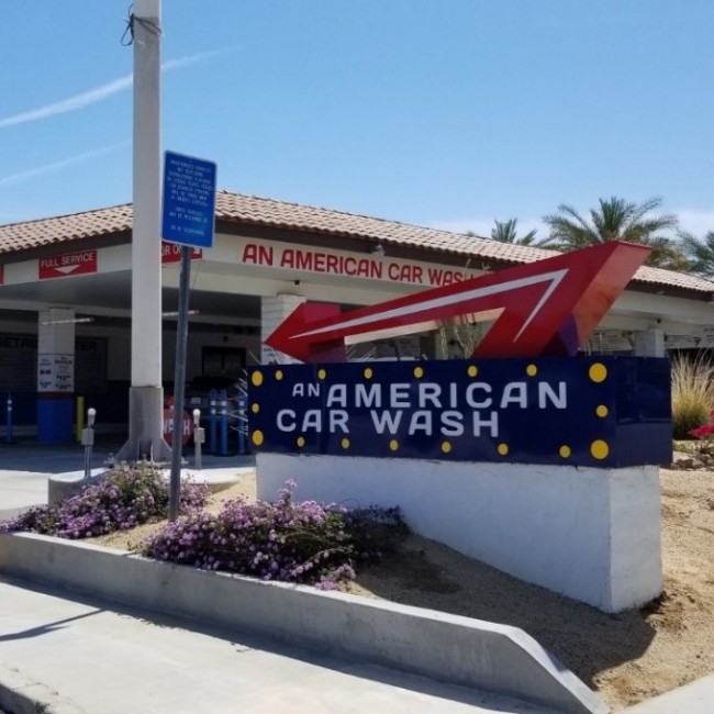 Premium Car Wash in Palm Springs