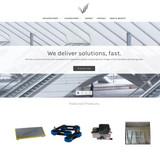 Verticale refreshed and re-platform website