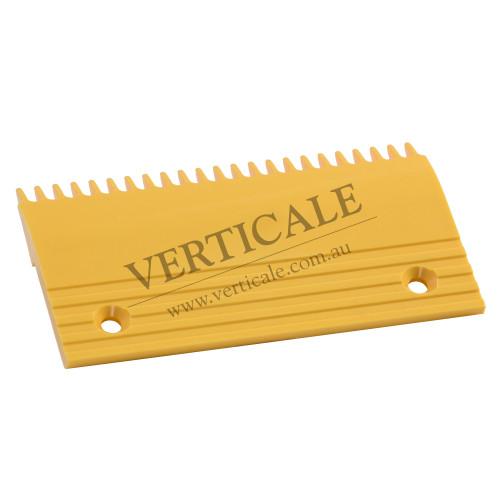Otis Plastic Center Comb Plate - 192x108, 23 Teeth