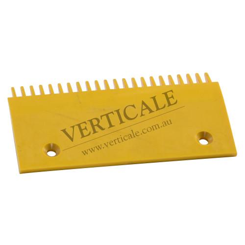 Schindler Plastic Comb Plate (Center) 205x108mm 22 Teeth
