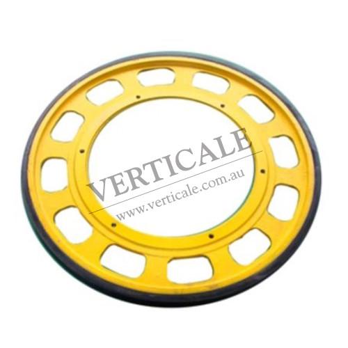 Otis Friction Wheel 588 x 30 x 330mm