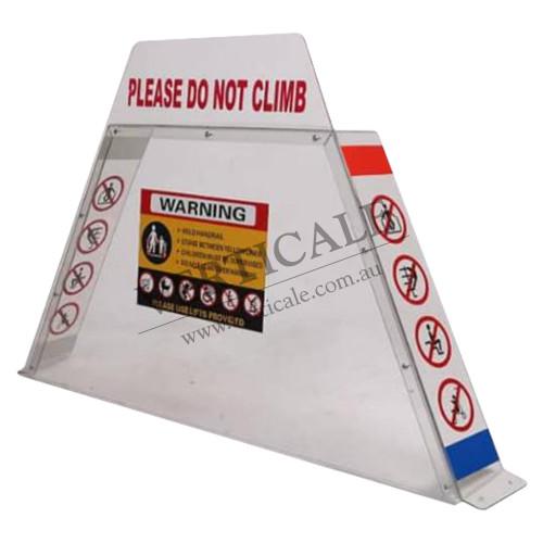 Anti-climb Guard