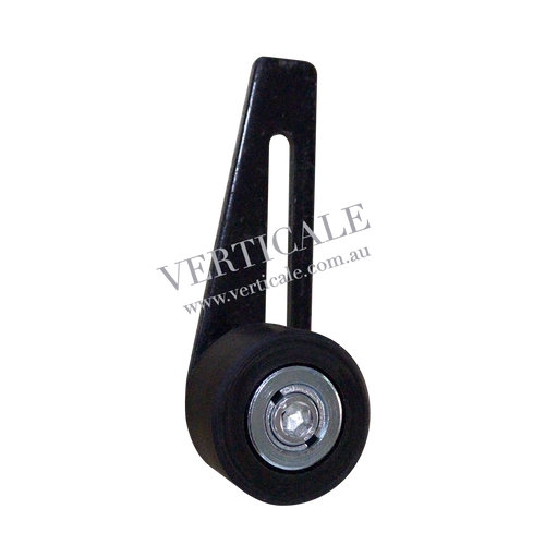 Wittur Door Lock Roller - with Bracket