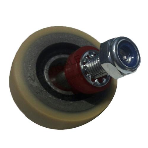 ACLA-WERKE Guide Roller - 125 x 25mm