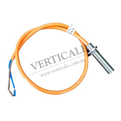 Inductive Magnetic Levelling Sensor - Cabeco E4-M12