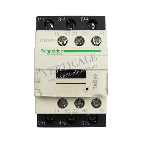 Schneider TeSys D Contactor - LC1D09