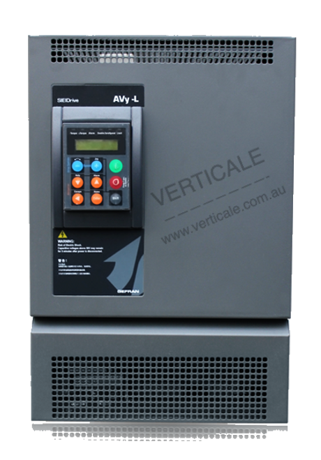 Inverter Drive - Gefran AVY2000-KBL Series