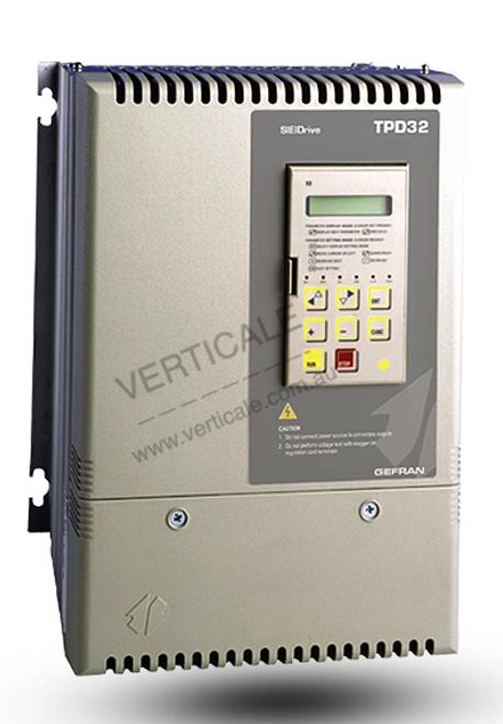 Inverter Drive - Gefran TPD32 Series