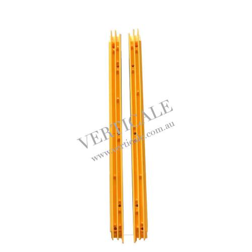 Plastic Yellow Demarcation