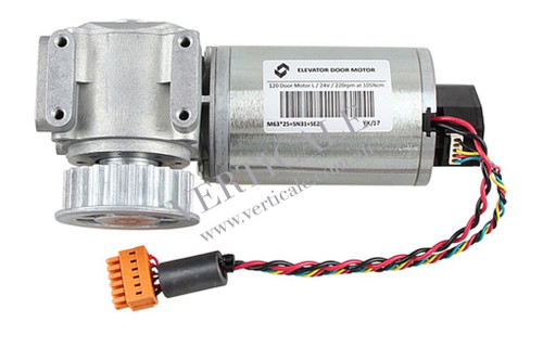 Otis Door Motor - AT120 - FAA24350BL1/BL2
