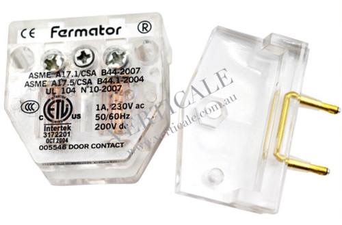 Fermator Door Contact - Narrow - thyssenkrupp