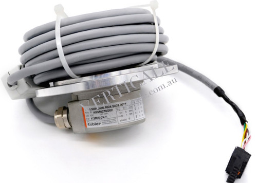 Rotary Encoder - MX D37.3 L2=4500