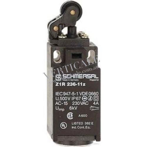 Limit Switch - Schmersal Z1R-236-11Z (Manual Reset)