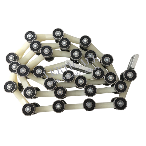 KONE Newel Roller Chain - 28 pitches/roller pairs KM51372131V002