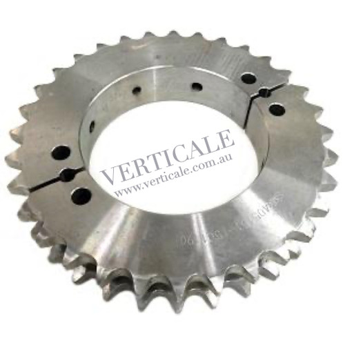 Schindler Sprocket - Split - Bull Gear - 32-teeth SMK405151