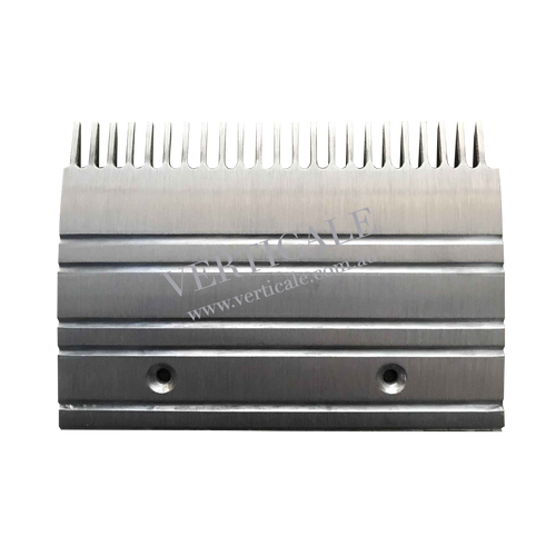 Otis 506 Escalator Aluminium Comb Plate (Right) - 198 x 140mm 24 Teeth