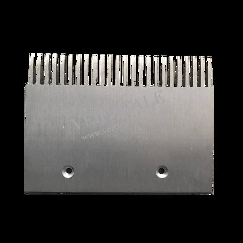 Otis Moving Walk/606 Trav-O-Lator Aluminium Comb Plate - Center