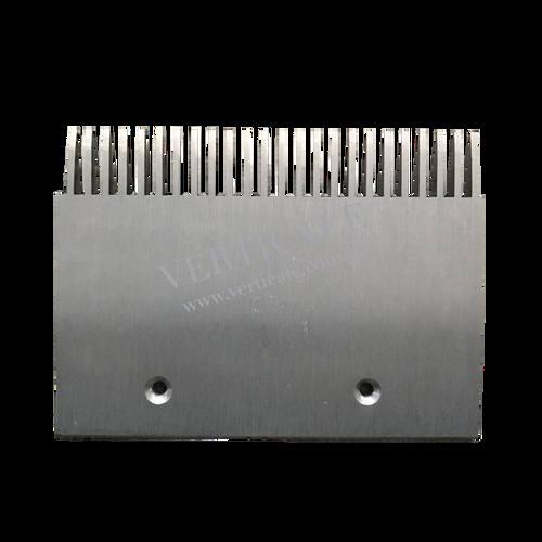 Otis Moving Walk/606 Trav-O-Lator Aluminium Comb Plate - Left