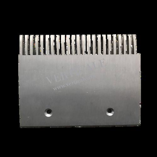 Otis Moving Walk/606 Trav-O-Lator Aluminium Comb Plate - Right