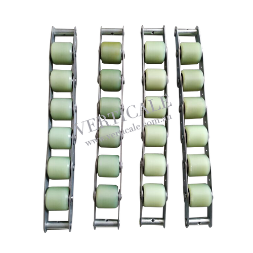 Schindler escalator Tension Chain - 60 x 55mm, 6 rollers