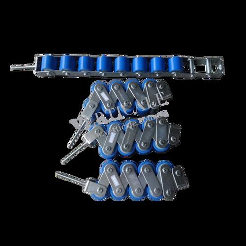 KONE escalator Tension Chain - 60 x 55mm, 8 rollers