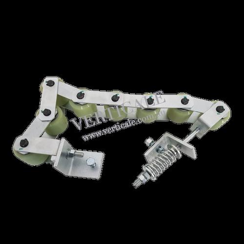 OTIS escalator Tension Chain - 76 x 54mm, 8 rollers