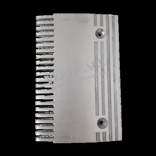 KONE Aluminium Comb Plate - KM5130669R01