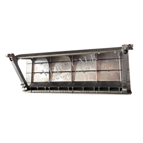 Escalator Step (Heavy Duty) - 53-GO 6291P L=1000
