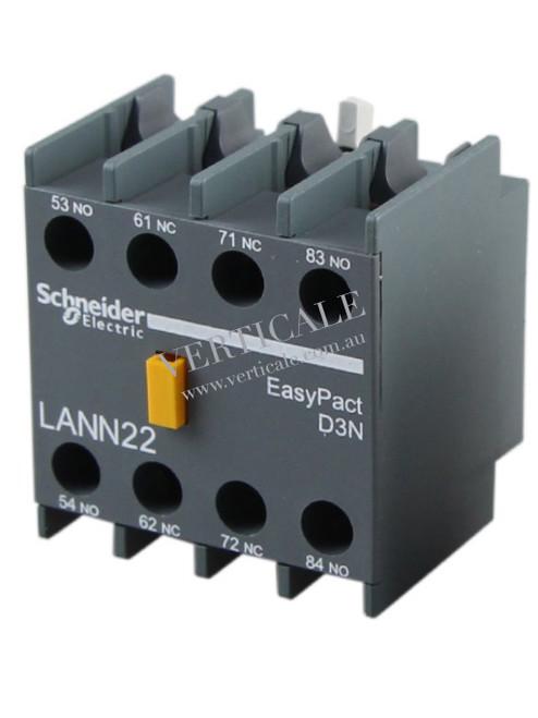 Schneider EasyPact D3N Contactor - LANN22