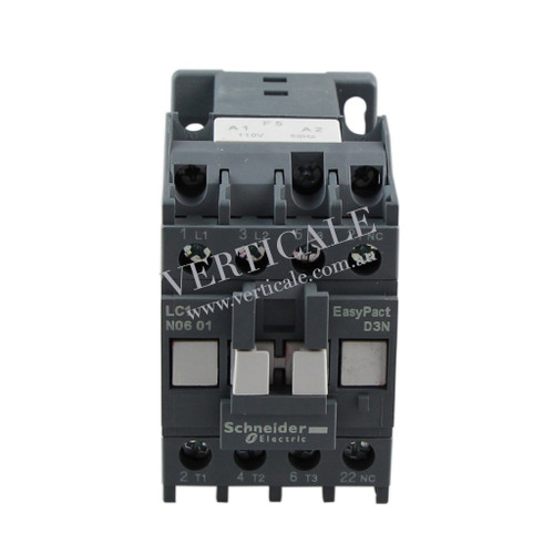 Schneider EasyPact D3N Contactor - LC1N0601