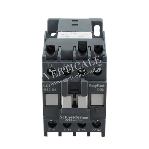 Schneider EasyPact D3N Contactor - LC1N1201
