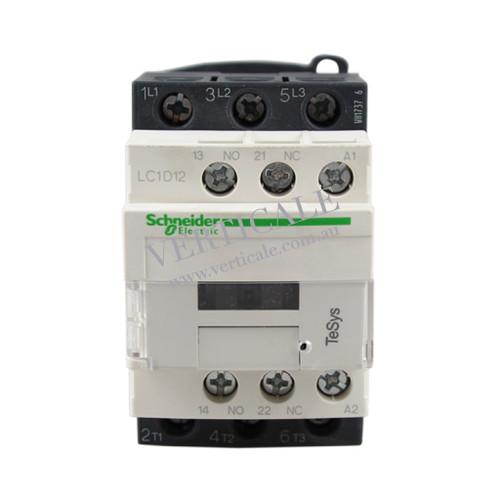 Schneider TeSys D Contactor - LC1D12