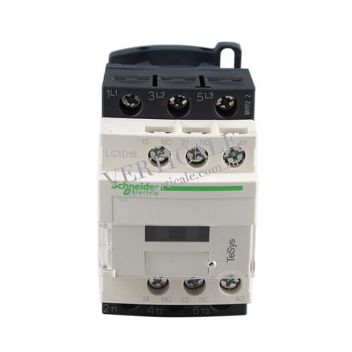 Schneider TeSys D Contactor - LC1D18