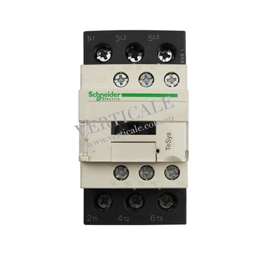 Schneider TeSys D Contactor - LC1D25