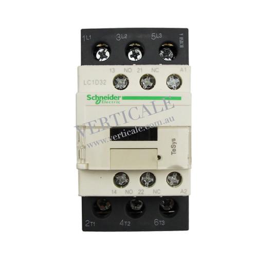 Schneider TeSys D Contactor - LC1D32