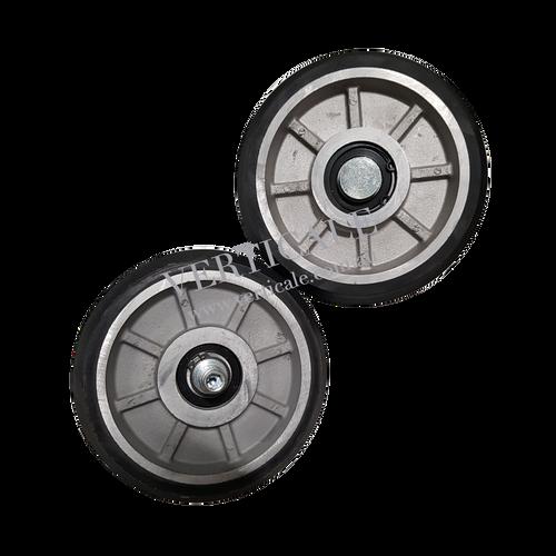 KONE elevator Cwt Guide Roller - 125 x 27mm 6003