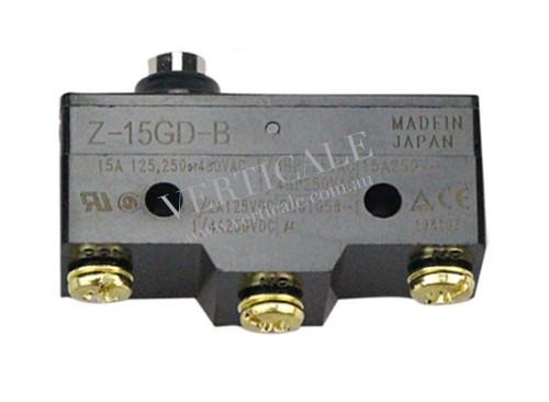 Elevator Micro Switch - Z-15GD-B