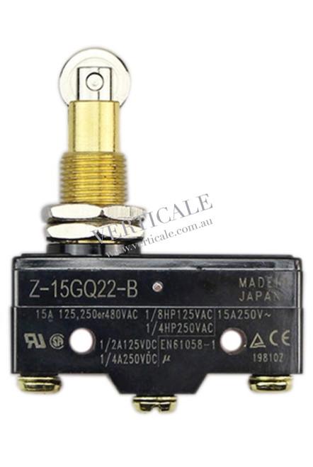 Elevator Micro Switch - Z-15GQ22-B