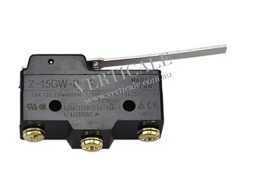 OMRON Micro Switch - Z-15GW-B