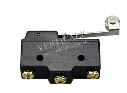 OMRON Micro Switch - Z-15GW2-B