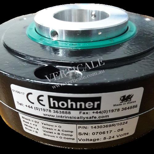 Hohner Elevator Encoder - 1430369R-1024