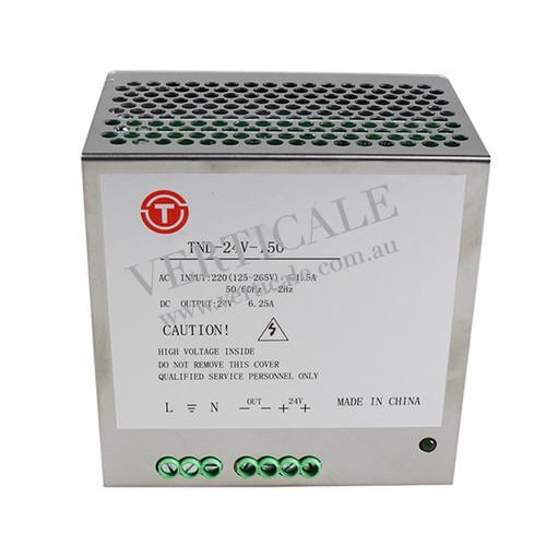 KONE elevator Shaft Power Supply - TND-24V-150