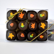 Thanksgiving Peppermint Patties