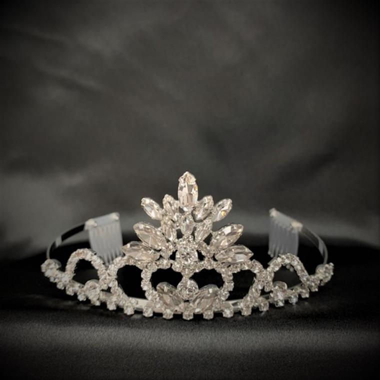 Crowned Princess Tiara TS330